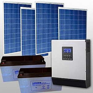 Costo pannello fotovoltaico da 1 kw stand alone