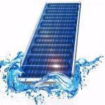 Pannello termo-fotovoltaico, elettricità e calore insieme